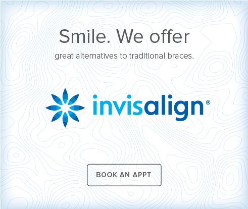 We offer Invisalign - Highlands  Dentists